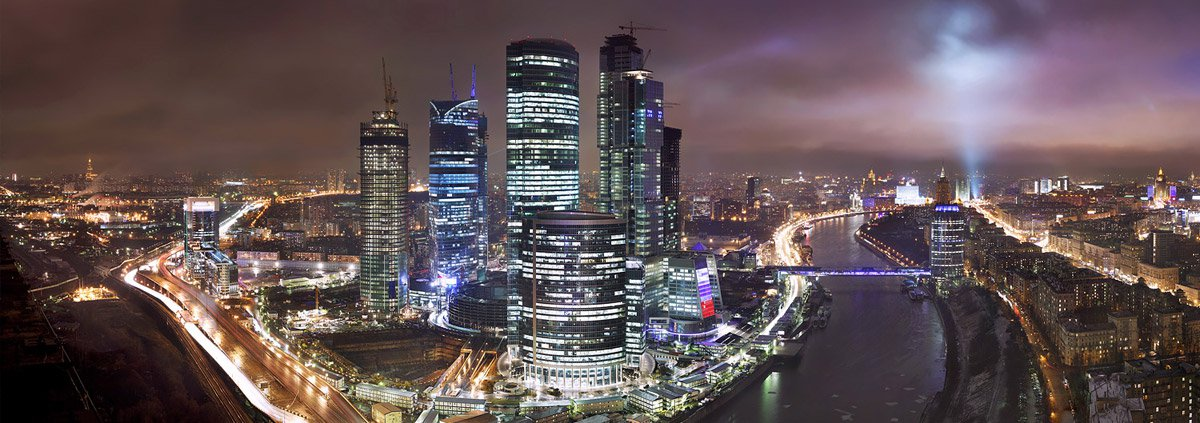 "International business center ""Moscow-city"""