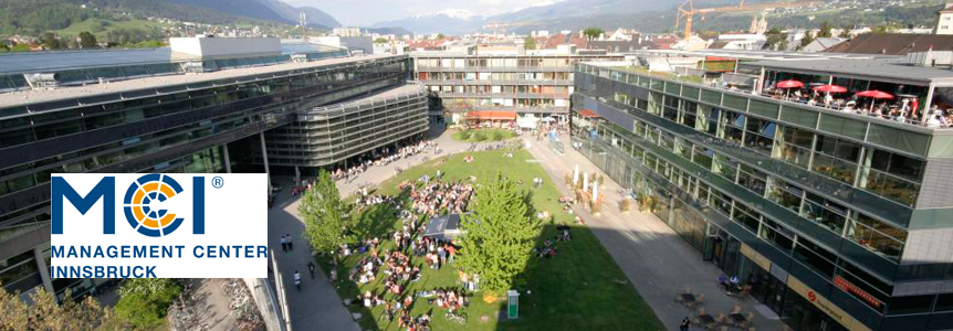 MCI MANAGEMENT CENTER INNSBRUCK, Austria
