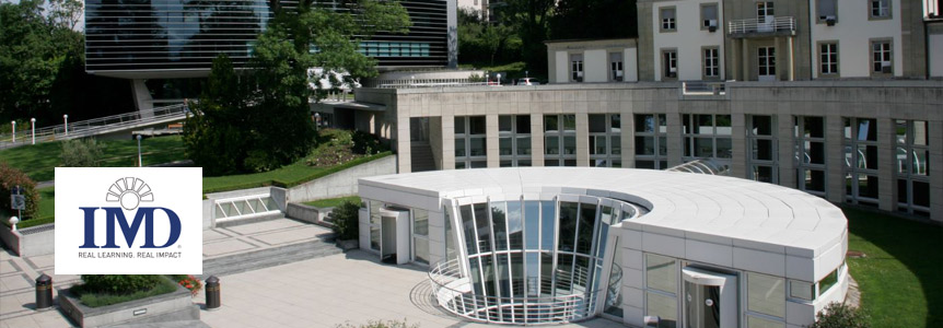 IMD business school (Lausanne, Switzerland)