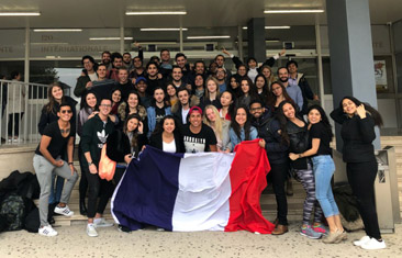 The students of International Relations Department IBS RANEPA share their impressions on the exchange program at Montpellier Business School